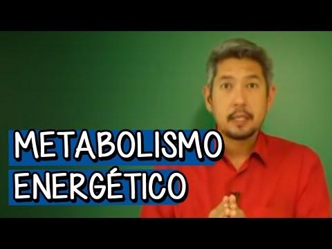 Resumo para o ENEM - Biologia - Metabolismo Energético: Respiração Celular