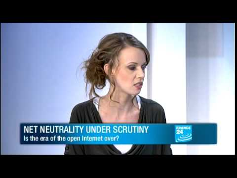 FRANCE 24 Tech 24 - The debate over -Net Neutrality-