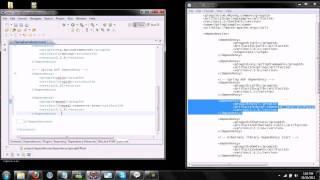 Java Spring Hibernate MySQL Maven Example part 1