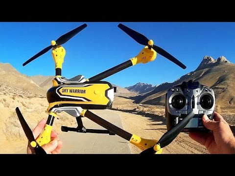 Kaideng K70C Altitude Hold Sky Warrior Drone Flight Test Review - UC90A4JdsSoFm1Okfu0DHTuQ