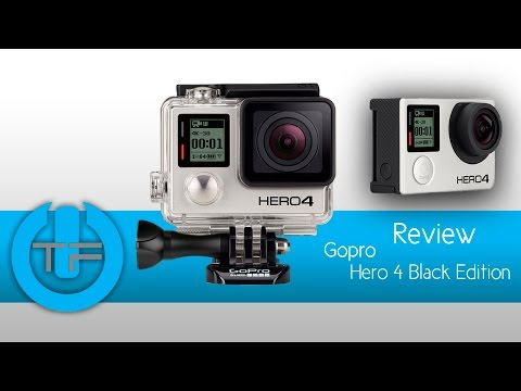 Review GoPro Hero 4 Black Edition En Español