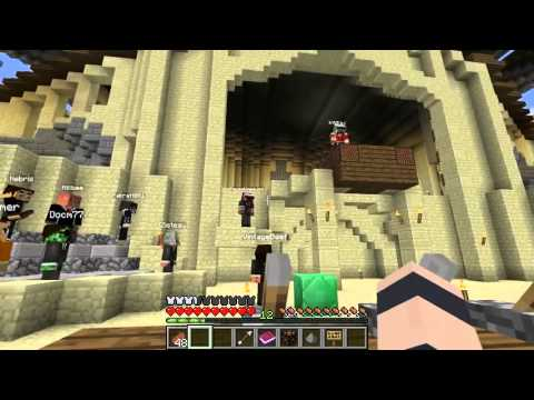 Etho MindCrack SMP - Episode 51: The Trial
