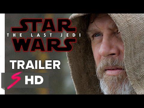 Star Wars: Episode VIII - The Last Jedi (2017) Teaser Trailer Daisy Ridley, Mark Hamill (Fan Made) - UC0Rp4wkphkKwnL2qJB8XnKw