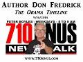 Author Don Fredrick: The Obama Timeline - 9/16/2014