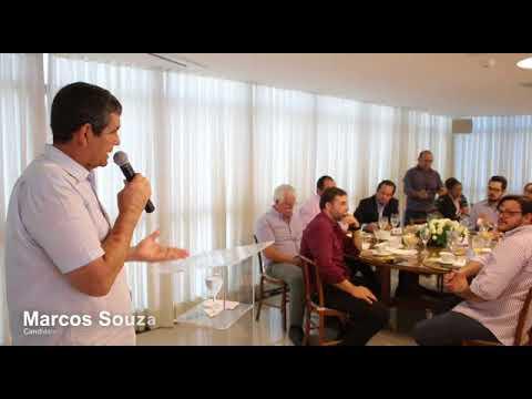 Café & Política FIETO - dia 7 - Marcos Souza