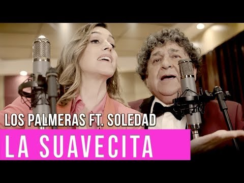 Los Palmeras y Soledad Pastorutti hacen una versión de