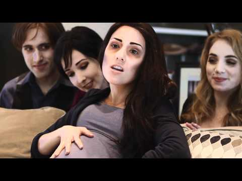 Breaking Dawn Parody by The Hillywood Show®