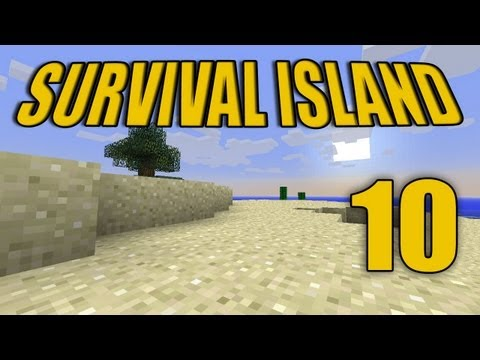"Minecraft - ""Survival Island"" Part 10: Bad memories"