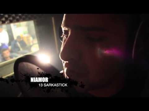 Le Kraken (Freestyle) | 13 Sarkastick, Nekfeu & Alpha Wann, La ContreBande | Nevroz'TV