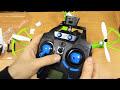 Фрагмент с средины видео - Квадрокоптер JJRC H26W обзор и пробный запуск!