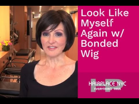 Bonded Lace Wigs for Alopecia