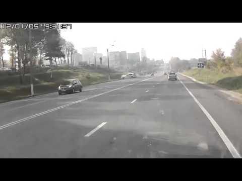 Авария во Владимире 27 09 2014