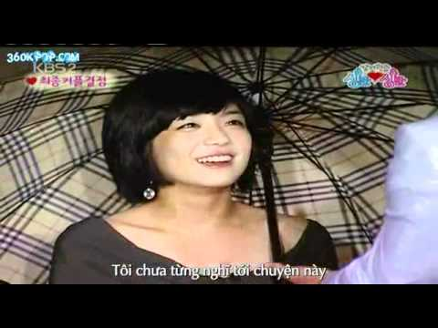 Game Show thực tế Tiffany SNSD Kko Kko tour part 20