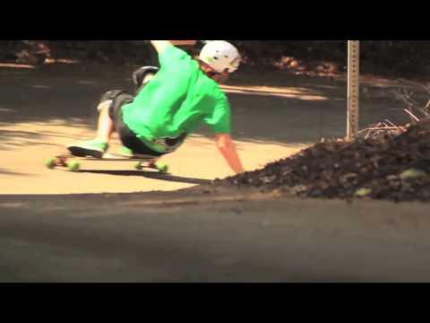 K-Rimes Flying Solo - ABEC 11/ GRN TM - Longboarding