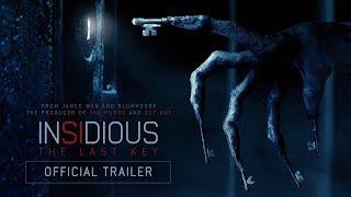 Insidious: The Last Key - Official Trailer (HD)