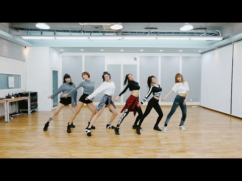 Mysterious (Dance Practice Version)
