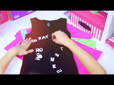 DIY T-shirts Like Tumblr! Easy DIY Ideas!