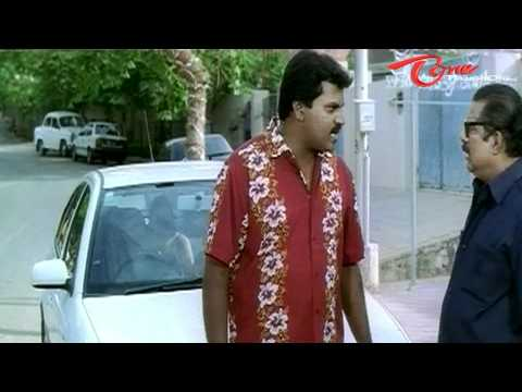 Hilarious Comedy Between Dharmavarapu - Sunil - Ali