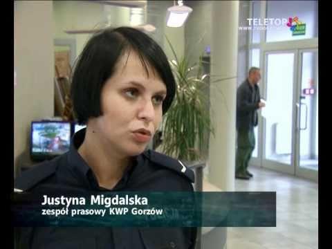 """Wypadek drogowy na """"krajowej 3"""" - Fokus 14.09.2010"""