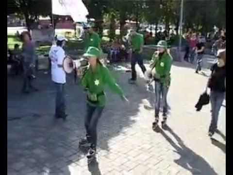 ЭКО флешмоб в Днепропетровске