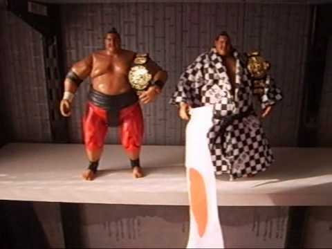 WWE Figures My Classic Collection Part 1