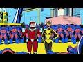 Фрагмент с средины видео - Ant-Man - Die Alien-Invasion | Marvel HQ Deutschland