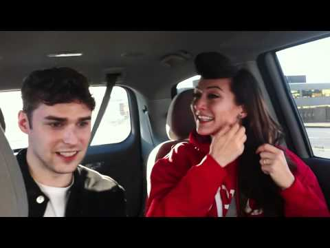 Karmin Hears Crash Your Party on Radio for 1st Time