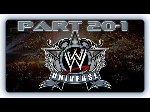 My WWE '12 Universe - Universe Mode Part 20-1 - Mason Ryan Axes Ax!