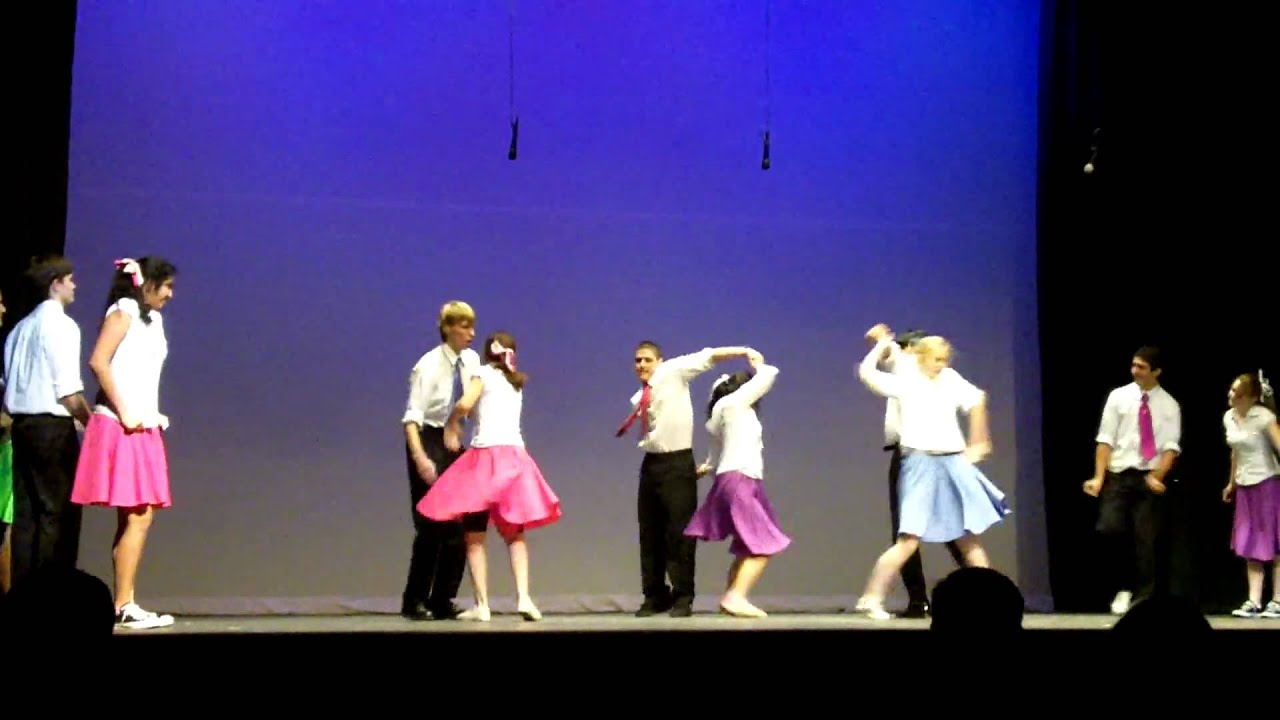 TJHSST Talent Show 2010 -- Swing Dance