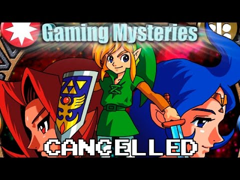 Gaming Mysteries: Zelda The Mystical Seed of Courage (GBC) Cancelled