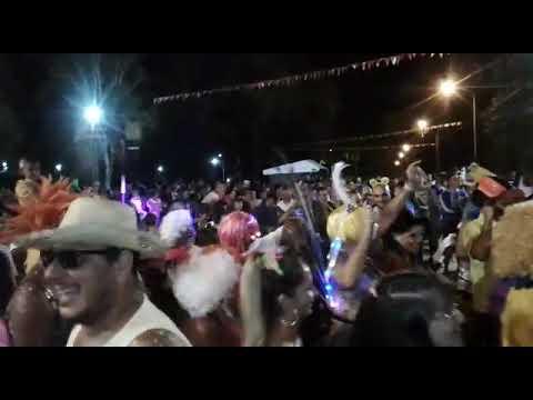 Villa Urquiza: Así se vive el carnaval