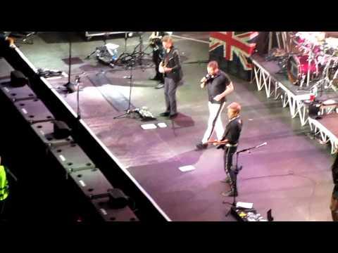 Duran Duran - Notorius (Live Roma) 18-07-2012