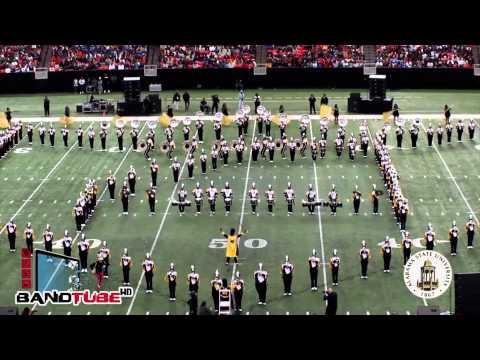 Honda BOTB: Alabama State University Fanfare (2015)