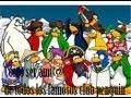 Como ser amigo de todos los famosos en club penguin bien explicado