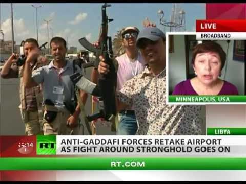 7 months of bombing: NATO war in Libya
