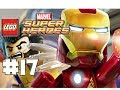 LEGO Marvel Superheroes - Part 17 - DOCTOR IN THE HOUSE! (HD Gameplay Walkthrough)