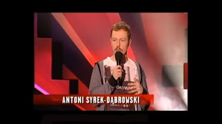 Stand Up - Antoni Syrek-Dąbrowski {stand-up}