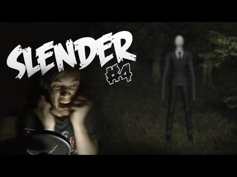 FINAL ATTEMPT! - SLENDER - Part 4 - Let's Play