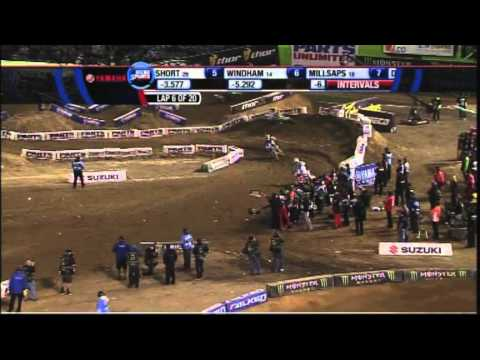 SUPERCROSS - MONSTER ENERGY SUPERCROSS FROM OAKLAND ON CBS SPORTS