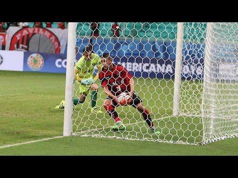 Veja os gols de Vitória 2 x 1 Coritiba