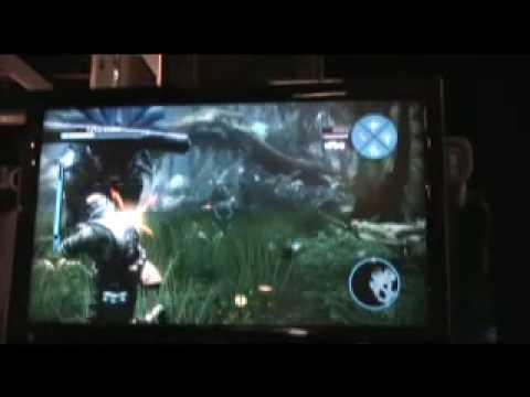 James Cameron's Avatar Gameplay Footage - UCvTbllTkhvVFVkRikQXzGbw