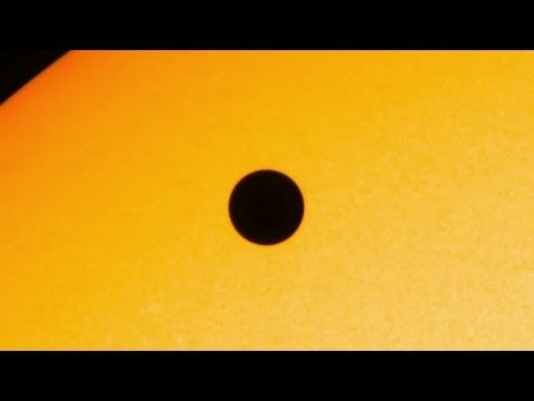 Venus Transit - VIDEO HD - Transito di Venere
