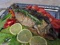 Карп  фаршированный свининой и кальмарами по Тайски Carp stuffed with pork and squid in Thai