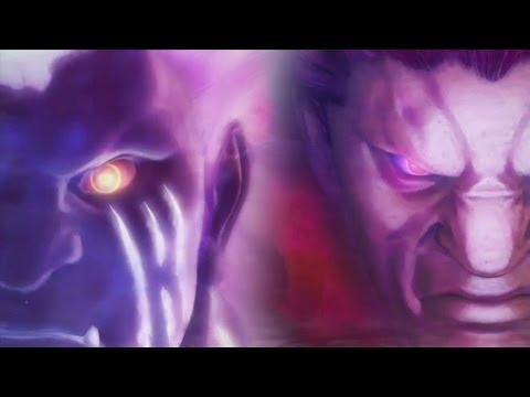 Street Fighter X Tekken 'All Street Fighter Prologues/Endings' TRUE-HD QUALITY