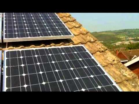 Solar panel installation sheffield