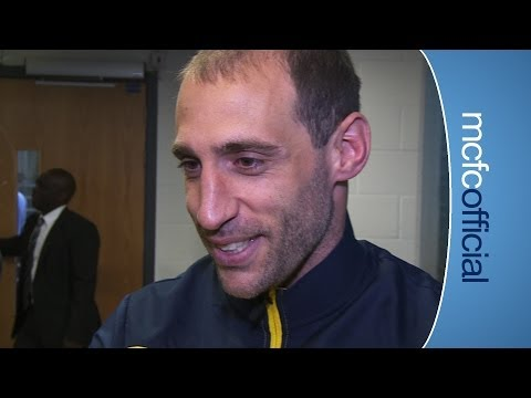 ZABALETA IT'S NOT OVER City 3-1 West Brom Pablo Zabaleta post match interview