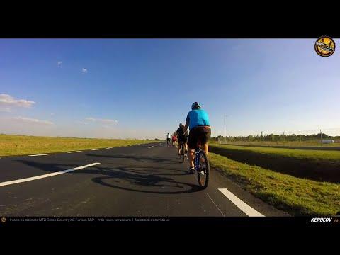 Video: Traseu SSP Bucuresti - Balotesti - Izvorani - Snagov - Gruiu - Moara Vlasiei - Caciulati [VIDEO]