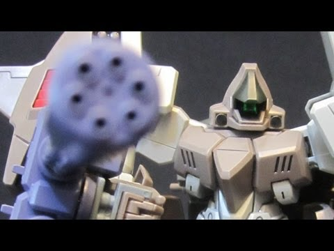 HG 1/100 Serpent Custom (Part 3: MS) Gundam Wing Endless Waltz OVA model review