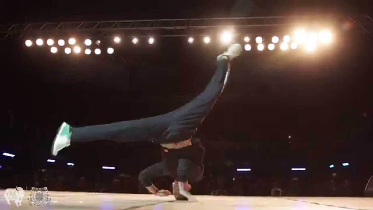 UK Bboy Champs 2014 World Finals Bboy Battle | YAK FILMS
