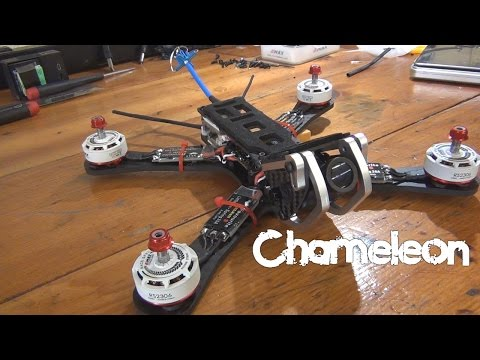 Chameleon quadcopter build: ultimate racing drone assembly! - UCLDLIg-BpB4GIXPGAbUoh-Q